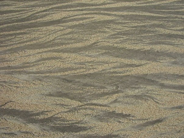 textura arena
